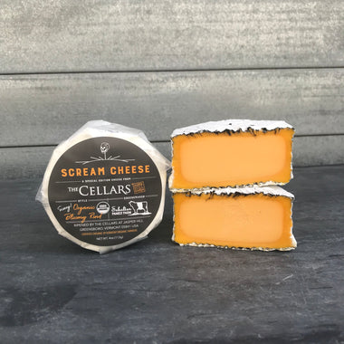 scream cheese from the cellars at jasper hill farm. buy american artisan cheese online from saxelby cheesemongers
