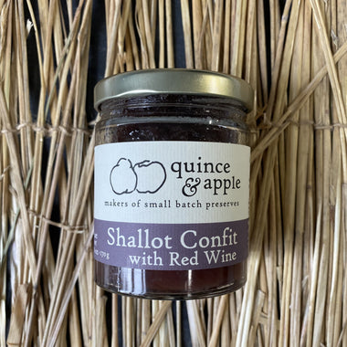 Buy Quince and Apple Shallot Confit with Red Wine at saxelby cheese