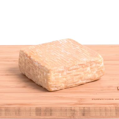 Urdang - a washed rind goat's milk cheese from Barn First Creamery