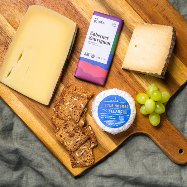 Wine Lover's Box, buy wine and cheese pairings online