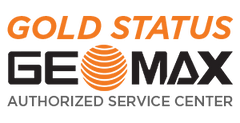 Gold Status GeoMax Authorized Service Center