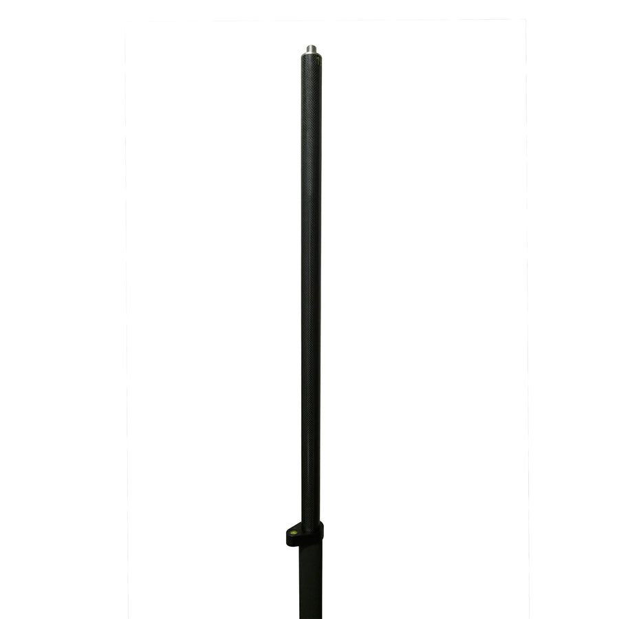 2M-2 Piece Carbon Fiber GPS Pole (No Graduations) -Rods, Poles & Accessories- eGPS Solutions Inc.