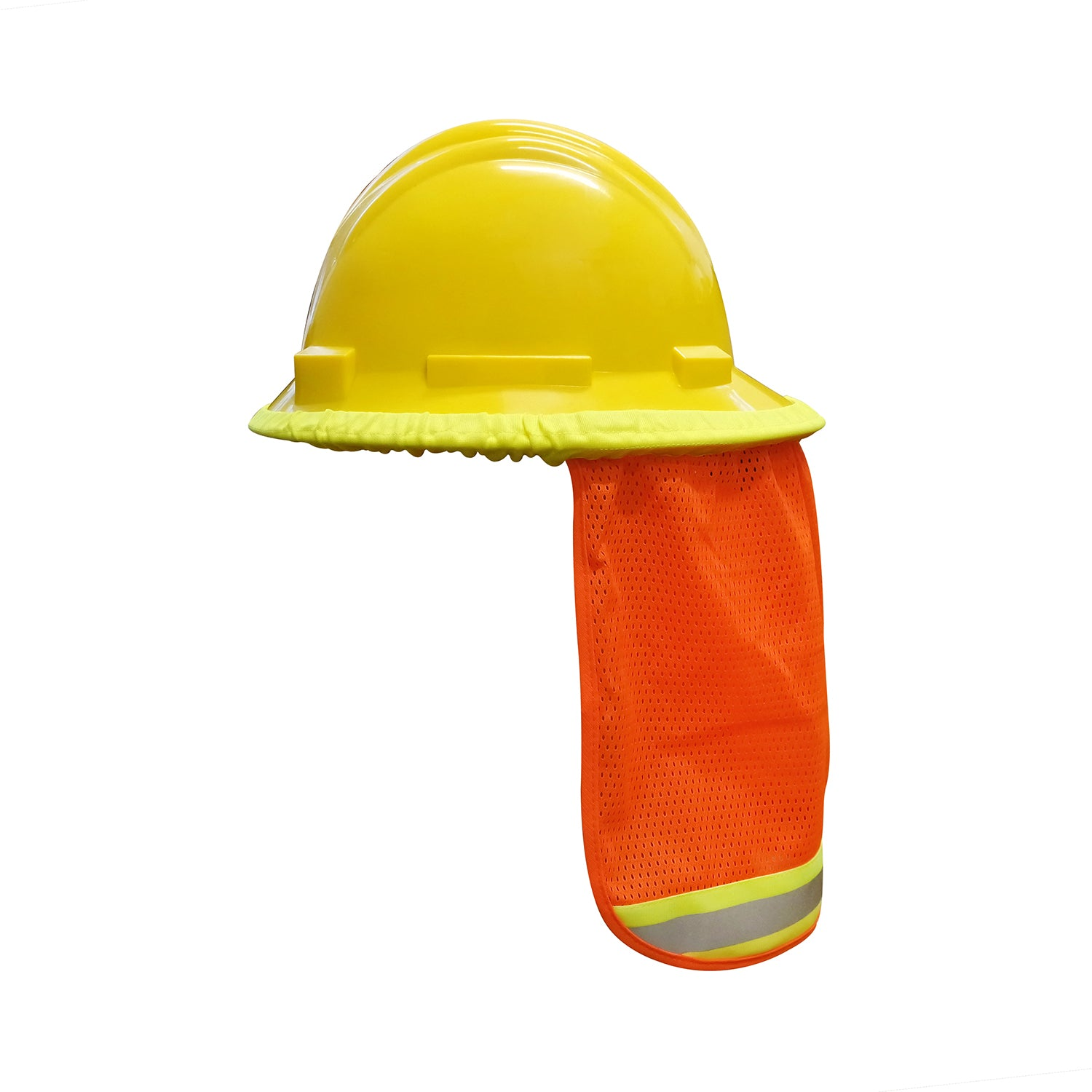 Aware Wear Mesh Hard Hat Neck Shield -Safety- eGPS Solutions Inc.