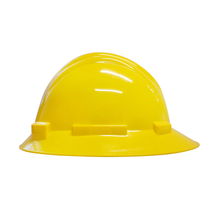 Full Brim Hard Hat -Safety- eGPS Solutions Inc.