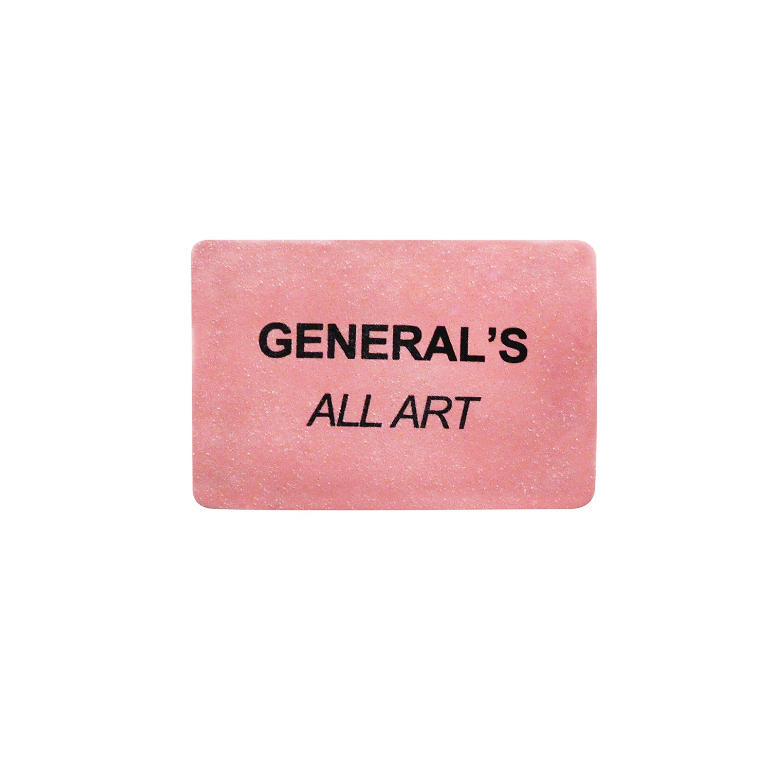 General's All-Art Pink Eraser -Drafting Accessories- eGPS Solutions Inc.