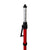 GeoMax Adjustable Tip Quick Release Prism Pole (Metric, Ft, 10ths) -Rods, Poles & Accessories- eGPS Solutions Inc.