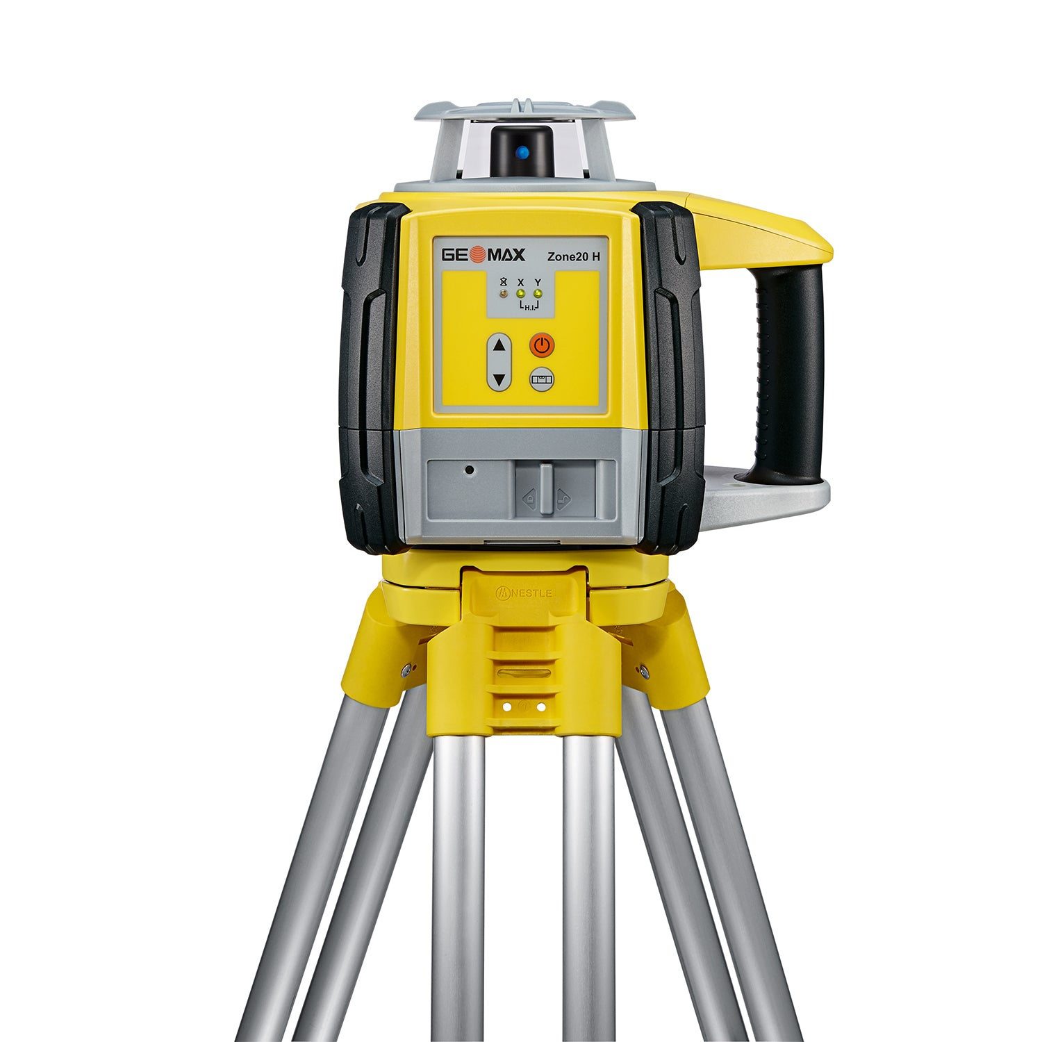 GeoMax Zone20 H Rotating Laser Level with ZRP105 Pro Receiver -Rotating Lasers- eGPS Solutions Inc.