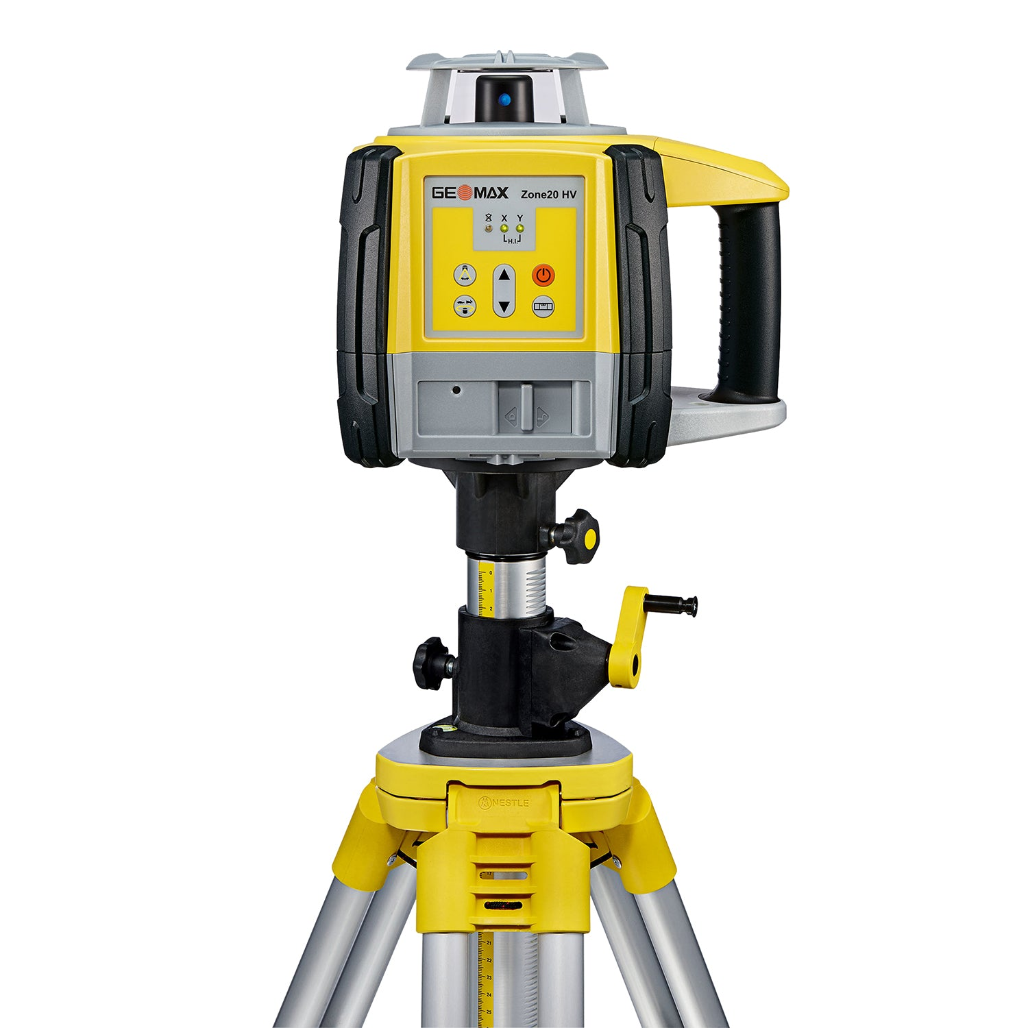 GeoMax Zone20 HV Rotating Laser Level with ZRP105 Pro Receiver -Rotating Lasers- eGPS Solutions Inc.