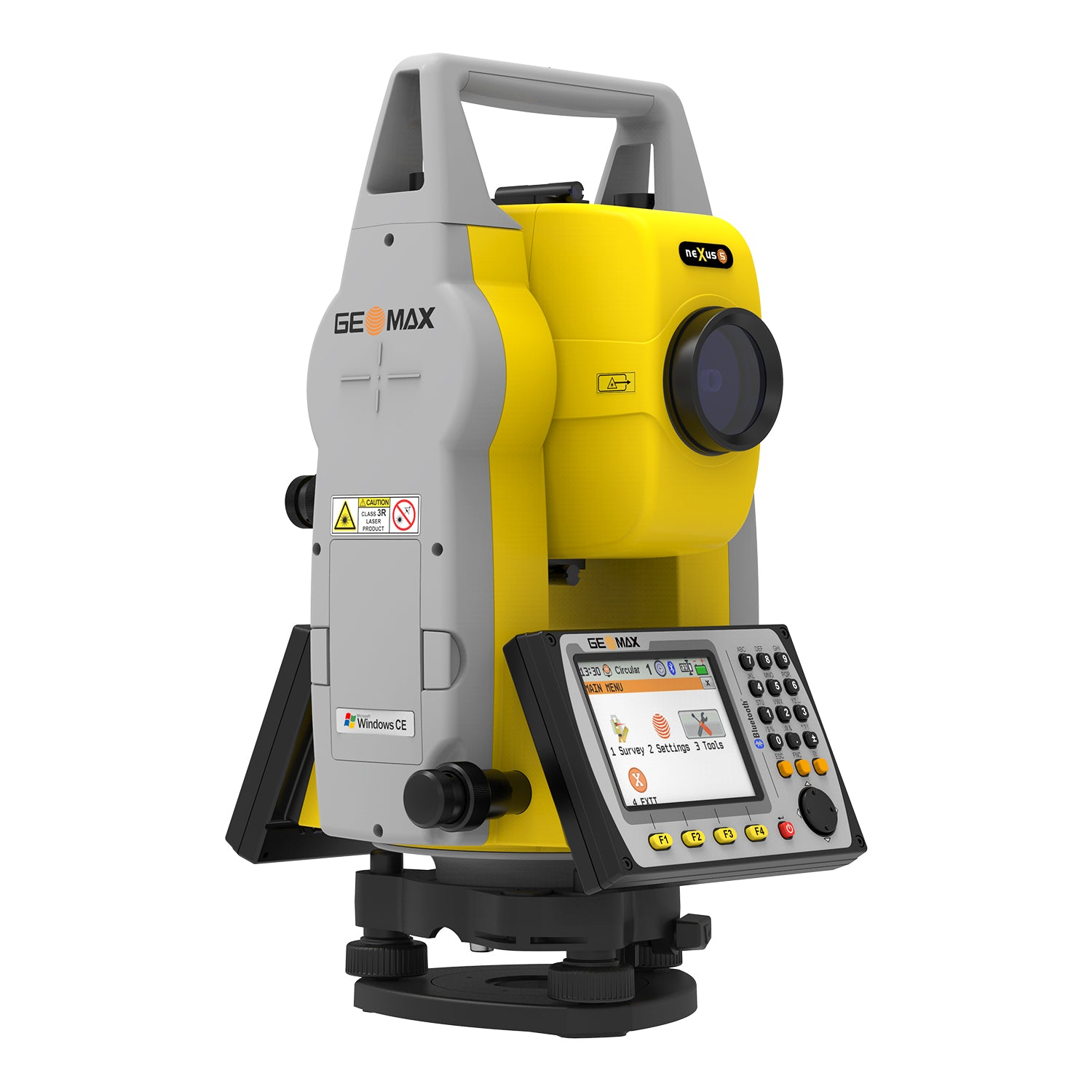 ... GeoMax Zoom40 WinCE Series Manual Total Station -Total Stations- eGPS  Solutions Inc. ...
