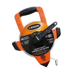 Keson OTRS High-Speed Series Fiberglass Measuring Tape (Ft/10ths) -Measurement Tools- eGPS Solutions Inc.