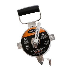 Keson SNR Series Steel Measuring Tape (Ft/10ths/100ths) -Measurement Tools- eGPS Solutions Inc.