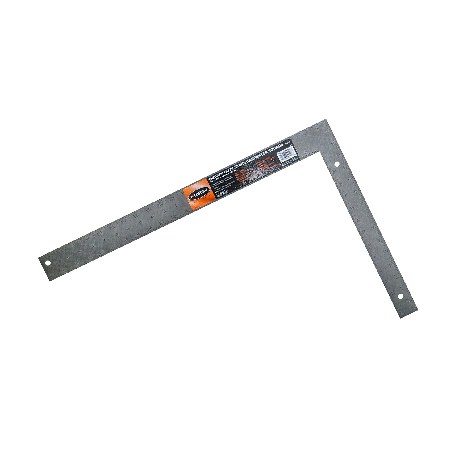 "Keson Steel Carpenter Square 16"" x 24"" -Measurement Tools- eGPS Solutions Inc."