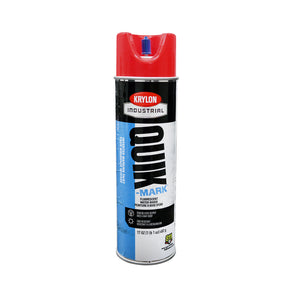 Krylon Quik-Mark Water-Based Inverted Marking Paint 20 oz -Inverted Tip Marking Paint- eGPS Solutions Inc.