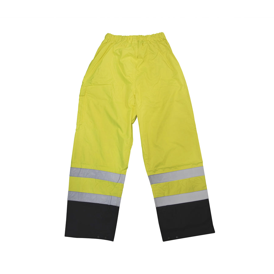 Omni Rainwear Safety Pants - Neon Yellow -Safety- eGPS Solutions Inc.