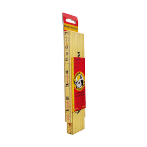 Rhino Ruler 6' Fiberglass Folding Ruler (10ths/inches) -Measurement Tools- eGPS Solutions Inc.