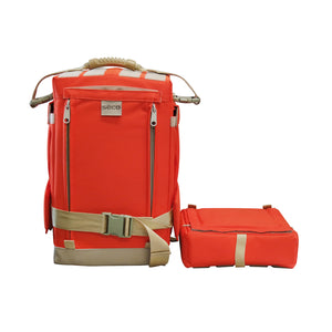 SECO Front Loading Total Station Field Case -Surveying Bags- eGPS Solutions Inc.