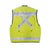 SECO Lightweight Safety Vest, ANSI Class 2 - Lime -Safety- eGPS Solutions Inc.