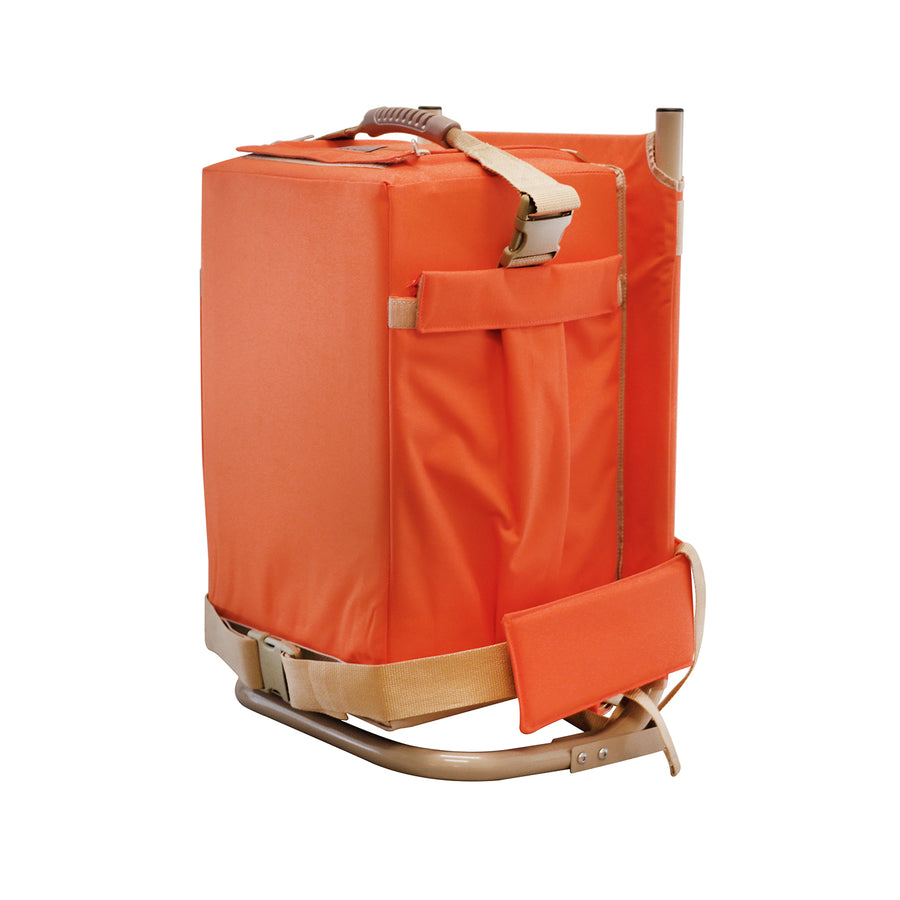 SECO Top-Loading Total Station Field Case with Aluminum Frame -Surveying Bags- eGPS Solutions Inc.