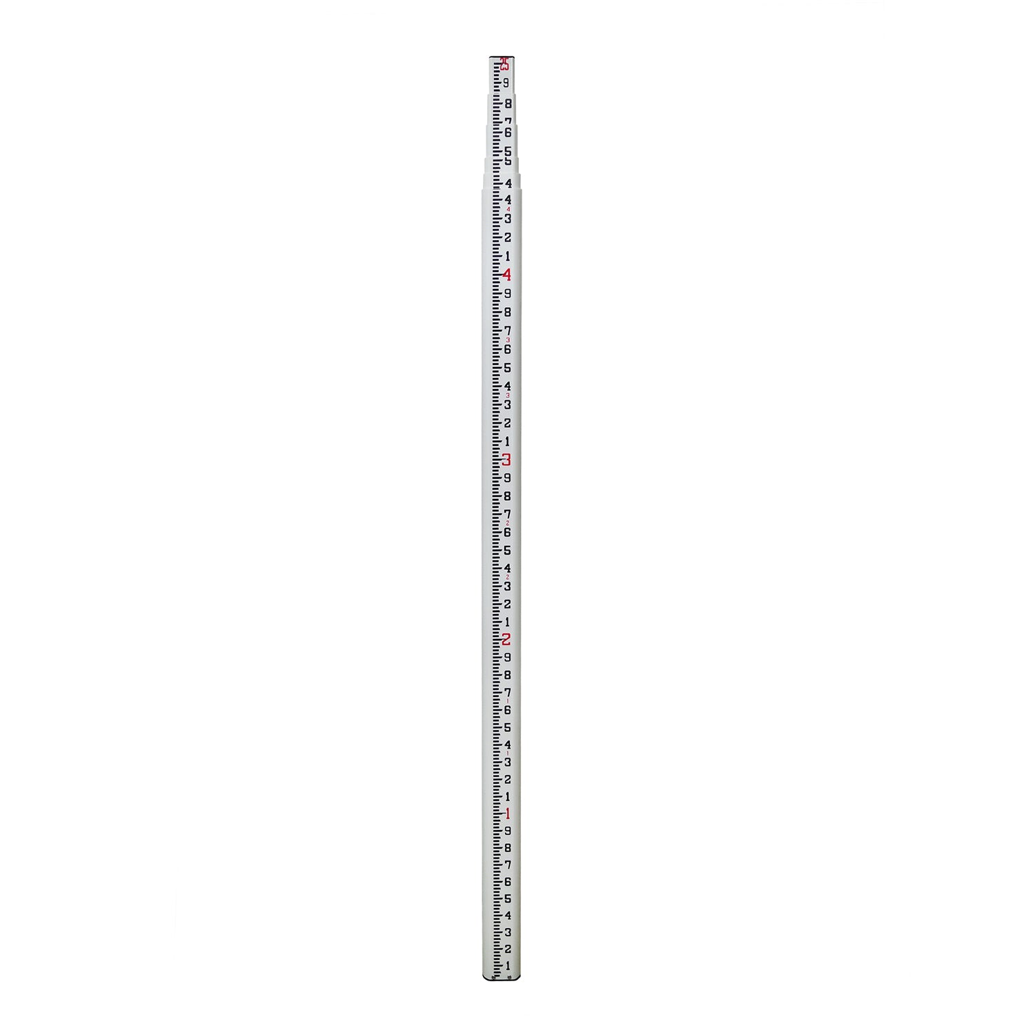 SitePro 25 ft Fiberglass Level Rod (SVR-Type) - 10ths -Rods, Poles & Accessories- eGPS Solutions Inc.