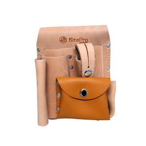SitePro 7-Pocket Surveyor's Tool Pouch -Surveying Bags- eGPS Solutions Inc.
