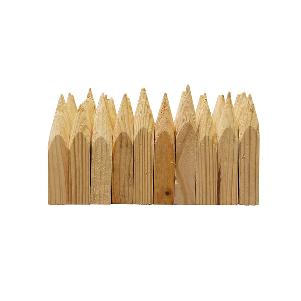 Auto Locators Of Texas >> Wood Hubs - Pine, Pencil-Sharpened | eGPS Solutions Inc.