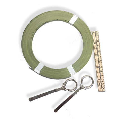 "Lufkin 1/4"" x 100' Peerless Replacement Blade -Measurement Tools- eGPS Solutions Inc."