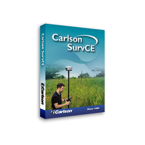 Carlson SurvCE -Software- eGPS Solutions Inc.