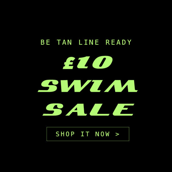 shop sample sale swimwear