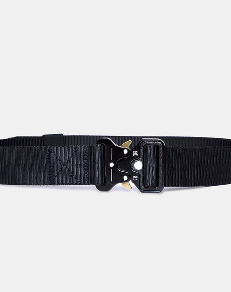Nylon Belt in Black