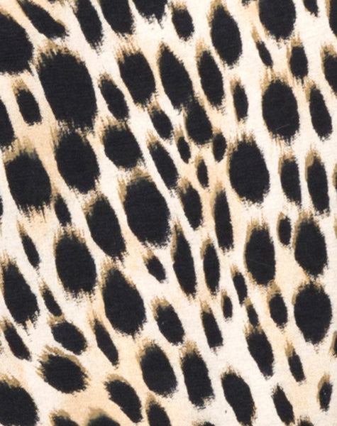 Acro Unitard in Cheetah by Motel