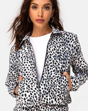 Agatha Jacket in Dalmatian