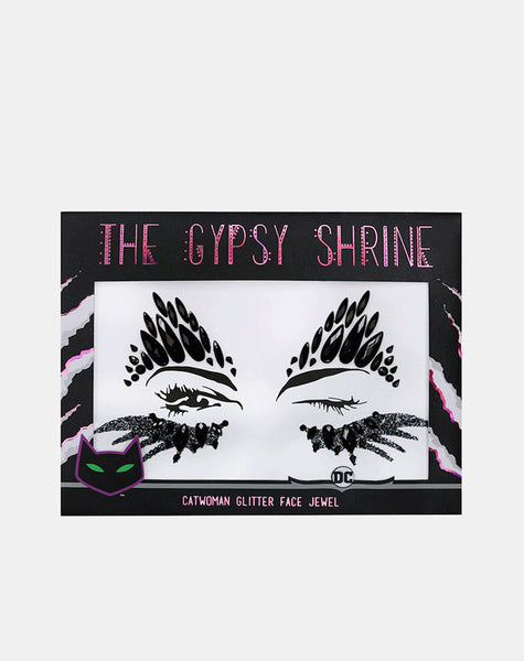 Black Onyx Face Jewel by Gypsy Shrine