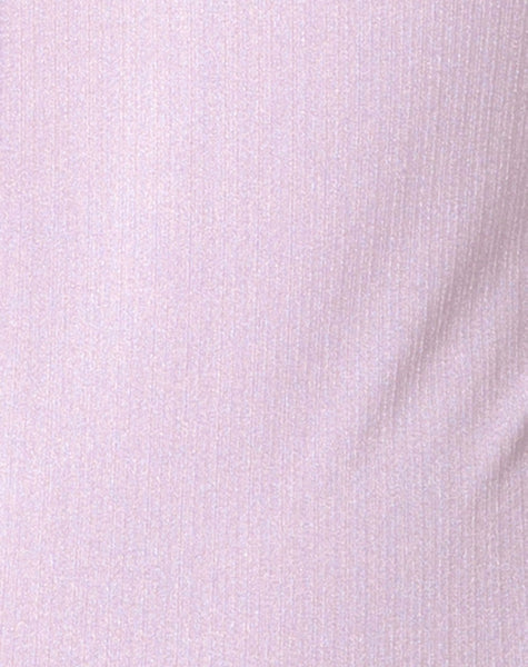 Gaddass Bodice in Lilac by Motel
