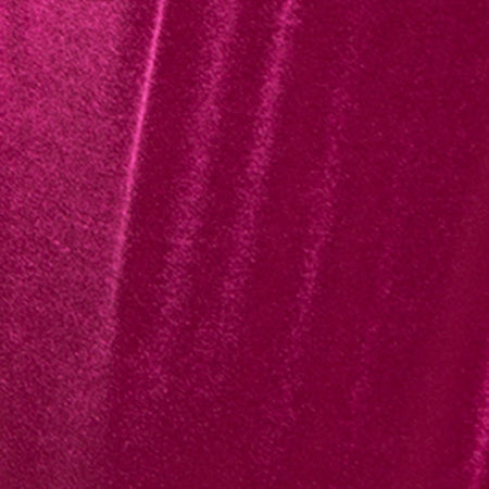 Gaddass Bodice in Shiny Spandex Cerise by Motel