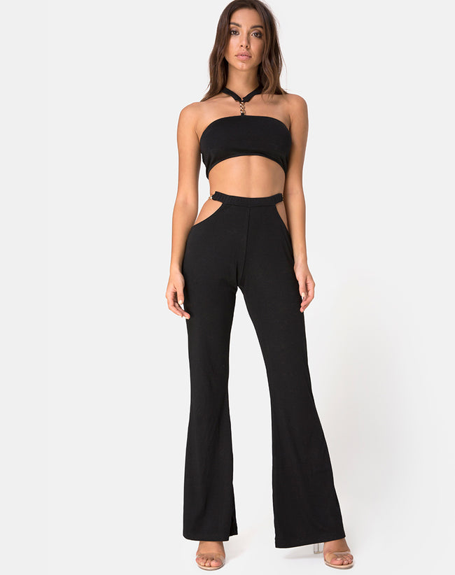 97818b4091 Women's Flared, Wide Leg Pants & Skinny Jeans - Motel Rocks ...