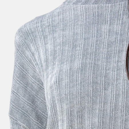 Jama Jumper in Knit Silver by Motel
