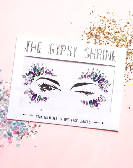The Gypsy Shrine Chunky Unicorn Glitter Pot