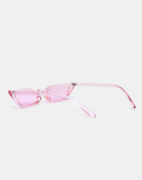 Kendal Sunglasses in Pink