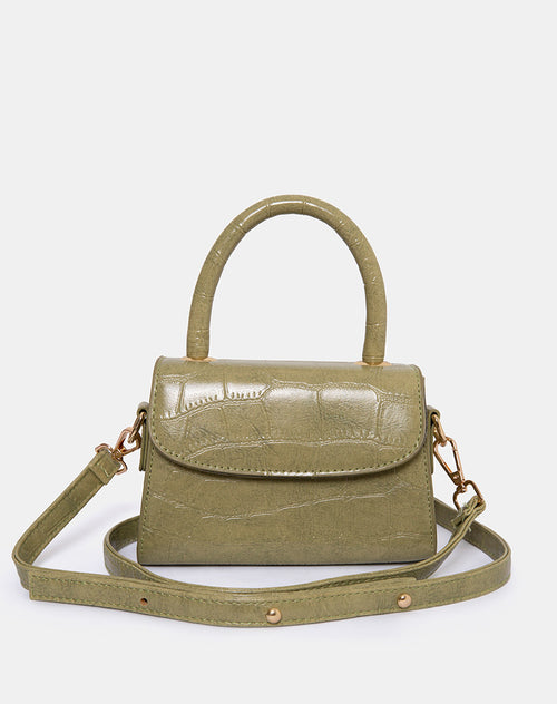 Kenny Micro Bag in Sage by Motel