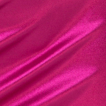 Kozue Dress in Satin Magenta