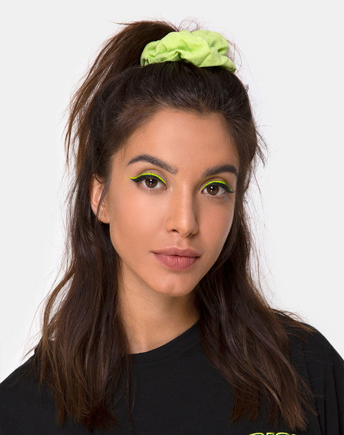 Scrunchie in Lime by Motel