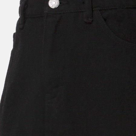 Lyra Midi Skirt in Black