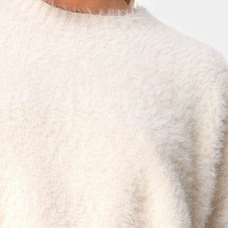 Margo Jumper in Knit Oatmeal