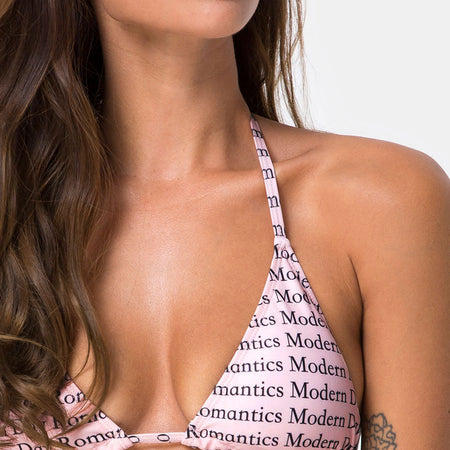 Meeka Bikini Top in Modern Day Romantic By Motel