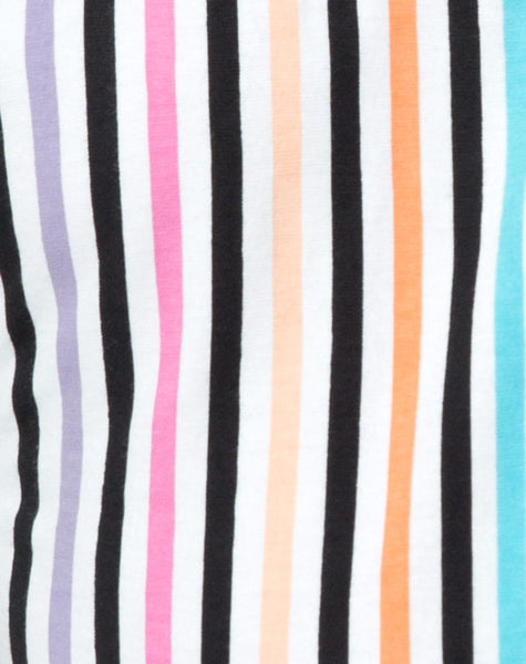 Mergy Dress in Candy Stripe Summer by Motel