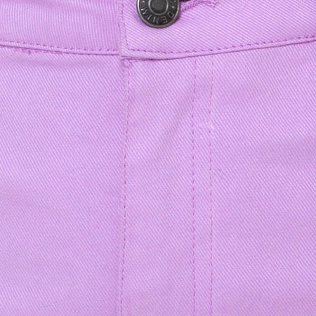 Mini Broomy Skirt in Lavender