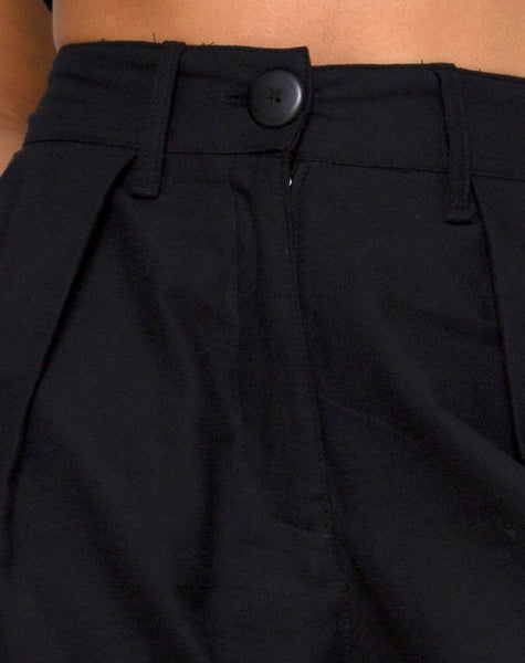 Misca Trouser in Black by Motel