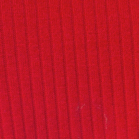 Nizer High Neck Jumper in Red