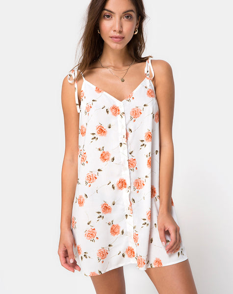 Osla Slip Dress in New Romance