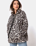 Oversize Hoody in Oversize Jaguar by Motel